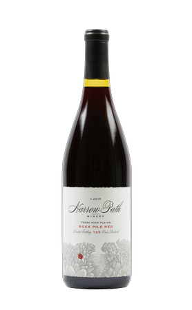 2015 Rock Pile Red
